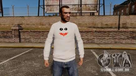 Camisola-The Joker- para GTA 4