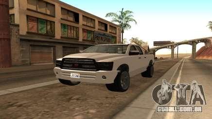 Bison de GTA 5 para GTA San Andreas