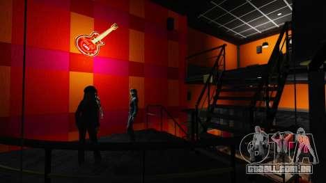 Um novo café-Hard Rock- para GTA 4 terceira tela