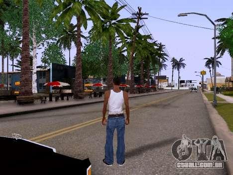 New Groove Street para GTA San Andreas terceira tela
