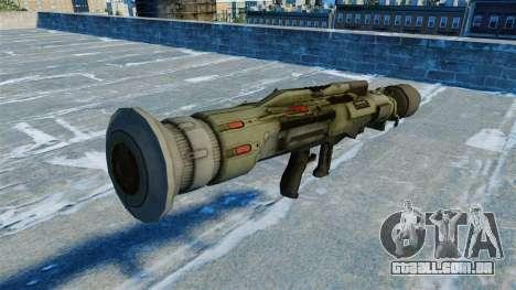 Granadas anti-tanque launcher MANDÍBULA v 2.0 para GTA 4 segundo screenshot