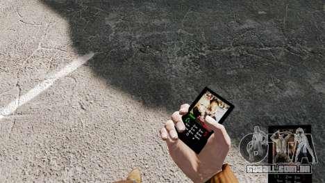 Chingy tema para o seu telefone para GTA 4