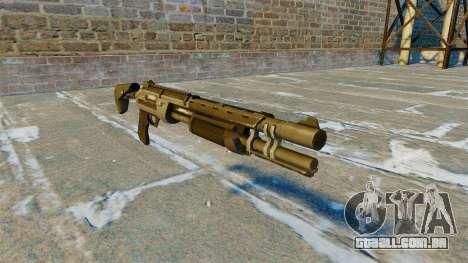 Shotgun da bomba-ação Marshall v 2.0 para GTA 4