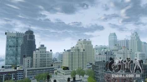 Clima no Egito para GTA 4 segundo screenshot