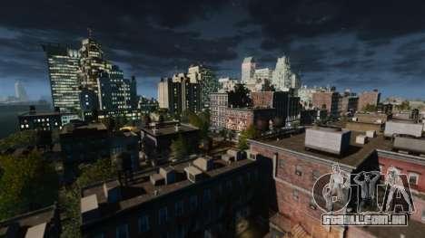 Tempo Japão para GTA 4 segundo screenshot