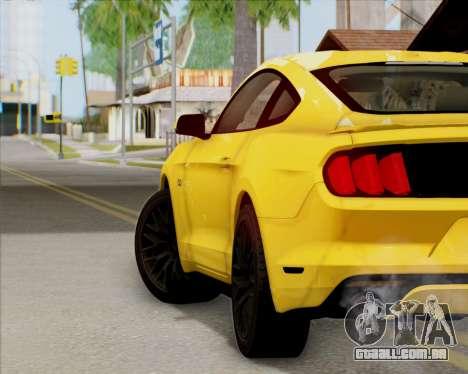 ENBSeries 1.4 para GTA San Andreas quinto tela