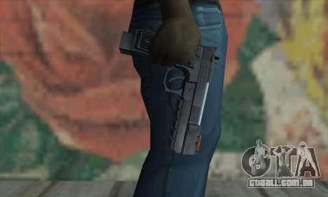Samurai Edge para GTA San Andreas terceira tela