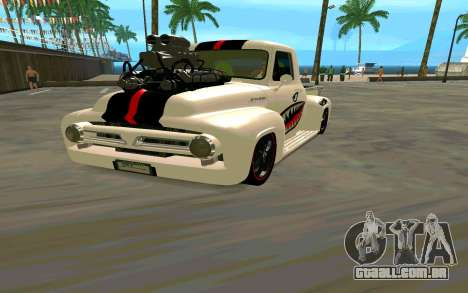 Ford FR-100 para GTA San Andreas