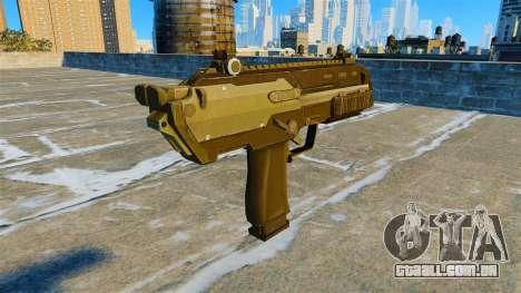 AY69 metralhadora para GTA 4 segundo screenshot