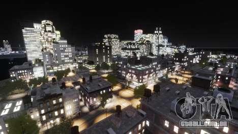Clima De Los Angeles para GTA 4 quinto tela