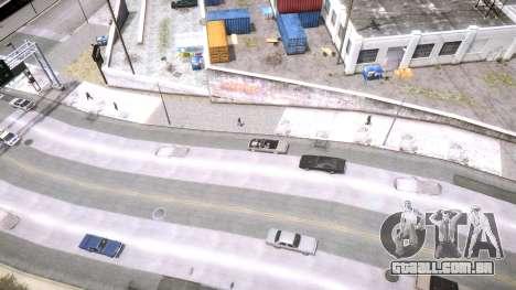 GTA HD Mod para GTA 4 nono tela