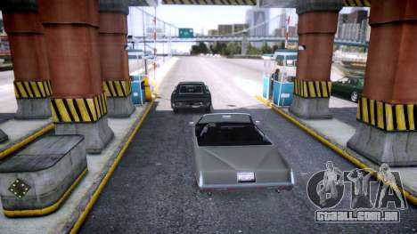 GTA HD Mod para GTA 4 oitavo tela