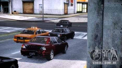 GTA HD Mod para GTA 4