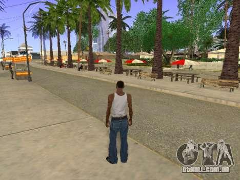 New Groove Street para GTA San Andreas segunda tela