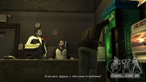 Crack do GTA 4 para GTA 4 segundo screenshot