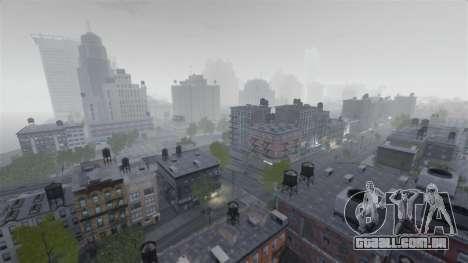 Clima De Los Angeles para GTA 4 terceira tela