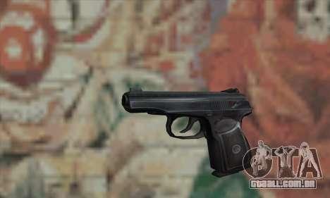 Arma para GTA San Andreas