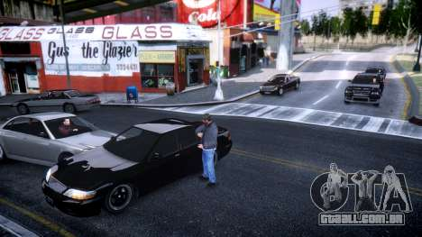 GTA HD Mod para GTA 4 twelth tela