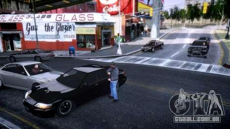 GTA HD Mod para GTA 4 twelth tela