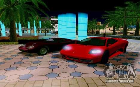 GTA V Pegassi Infernus para GTA San Andreas vista direita