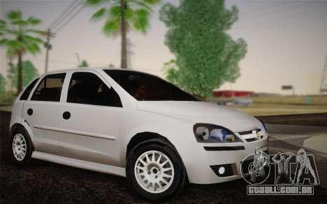 Chevrolet Corsa VHC para GTA San Andreas