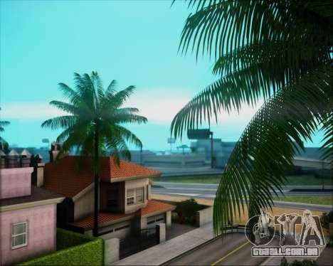 SA Graphics HD v 4.0 para GTA San Andreas sexta tela