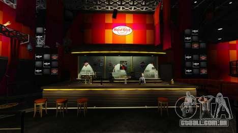 Um novo café-Hard Rock- para GTA 4 segundo screenshot