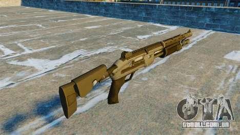 Shotgun da bomba-ação Marshall v 2.0 para GTA 4 segundo screenshot