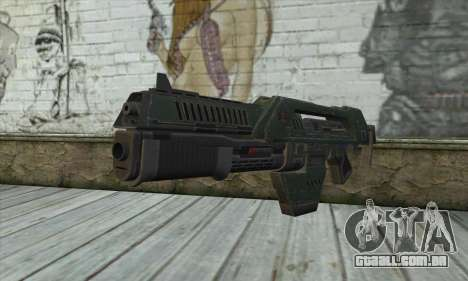 Rifle para GTA San Andreas