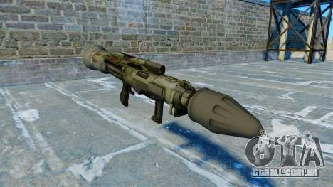 Granadas anti-tanque launcher MANDÍBULA v 2.0 para GTA 4