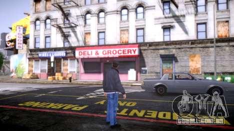 GTA HD Mod para GTA 4 quinto tela