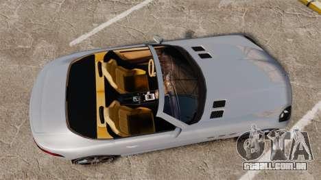 GTA V Benefactor Surano v3.0 para GTA 4 vista direita