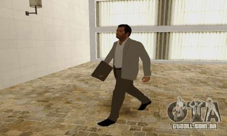 Notebook mod v1.0 para GTA San Andreas terceira tela