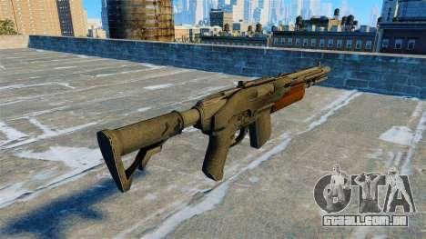 Espingarda semi-automática Chacal para GTA 4 segundo screenshot