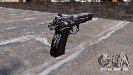 Pistola Cz75 para GTA 4 segundo screenshot