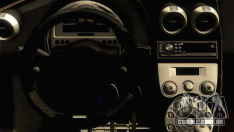 Koenigsegg CCX 2006 Autovista para GTA San Andreas vista direita