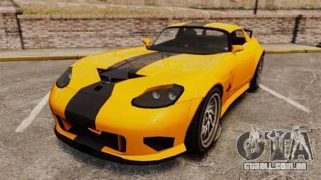 Banshee G-max para GTA 4