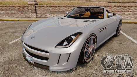GTA V Benefactor Surano v3.0 para GTA 4