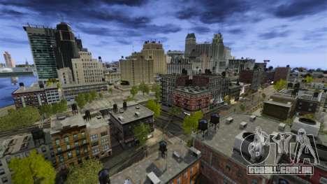 Clima De Los Angeles para GTA 4 segundo screenshot