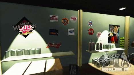 Um novo café-Hard Rock- para GTA 4 por diante tela