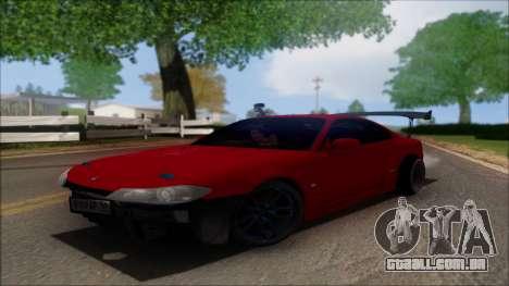 Nissan Silvia S15 V2 para GTA San Andreas