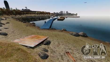 Arena para veículos de combate para GTA 4