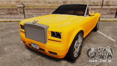 Super Drop Diamond VIP para GTA 4