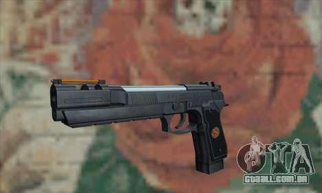 Samurai Edge para GTA San Andreas