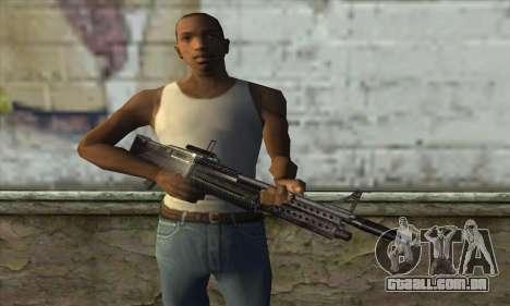 Arma para GTA San Andreas terceira tela