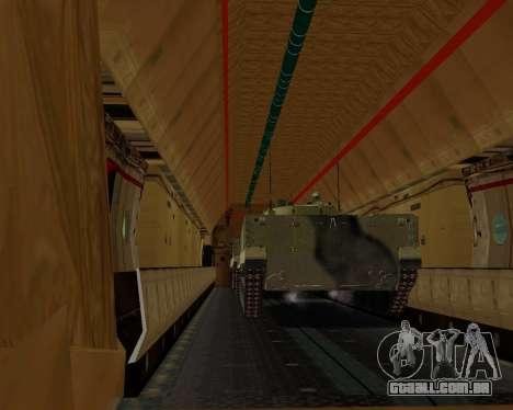 Il-76md-90 (IL-476) para GTA San Andreas interior