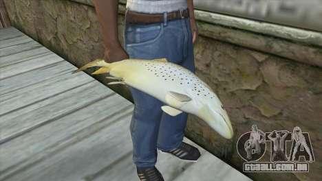 Peixe para GTA San Andreas terceira tela