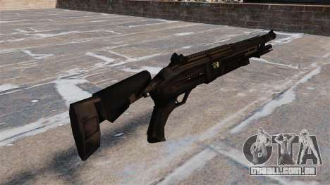 Espingarda XM2014 para GTA 4 segundo screenshot