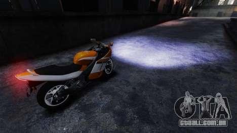 Real faróis de xénon para GTA 4 segundo screenshot