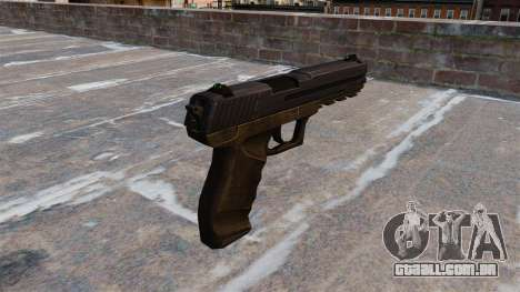 Arma Crysis 2 v 2.0 para GTA 4 segundo screenshot